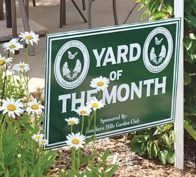 Yard of Month