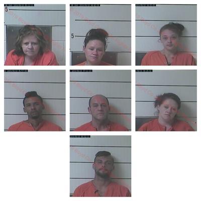 Hilton Avenue arrests