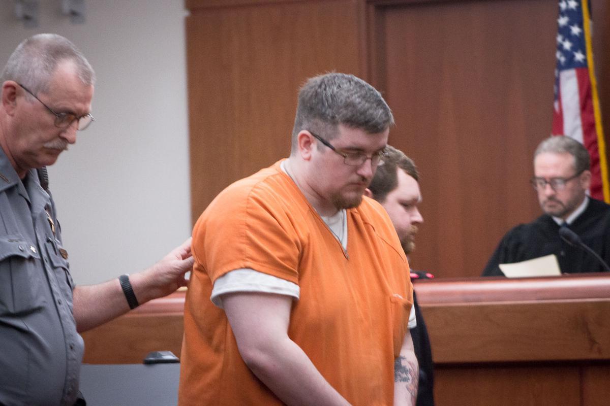Judge sentences Lane to life for murder of Ashland man