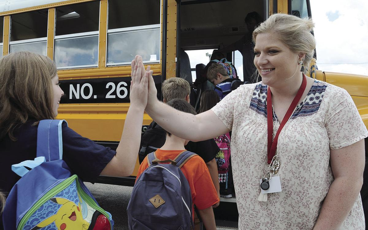 New principal at Poage Elementary