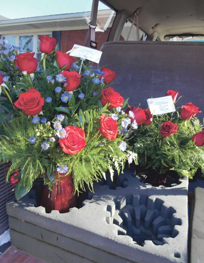 Special Deliveries On Day Before Valentines Day News