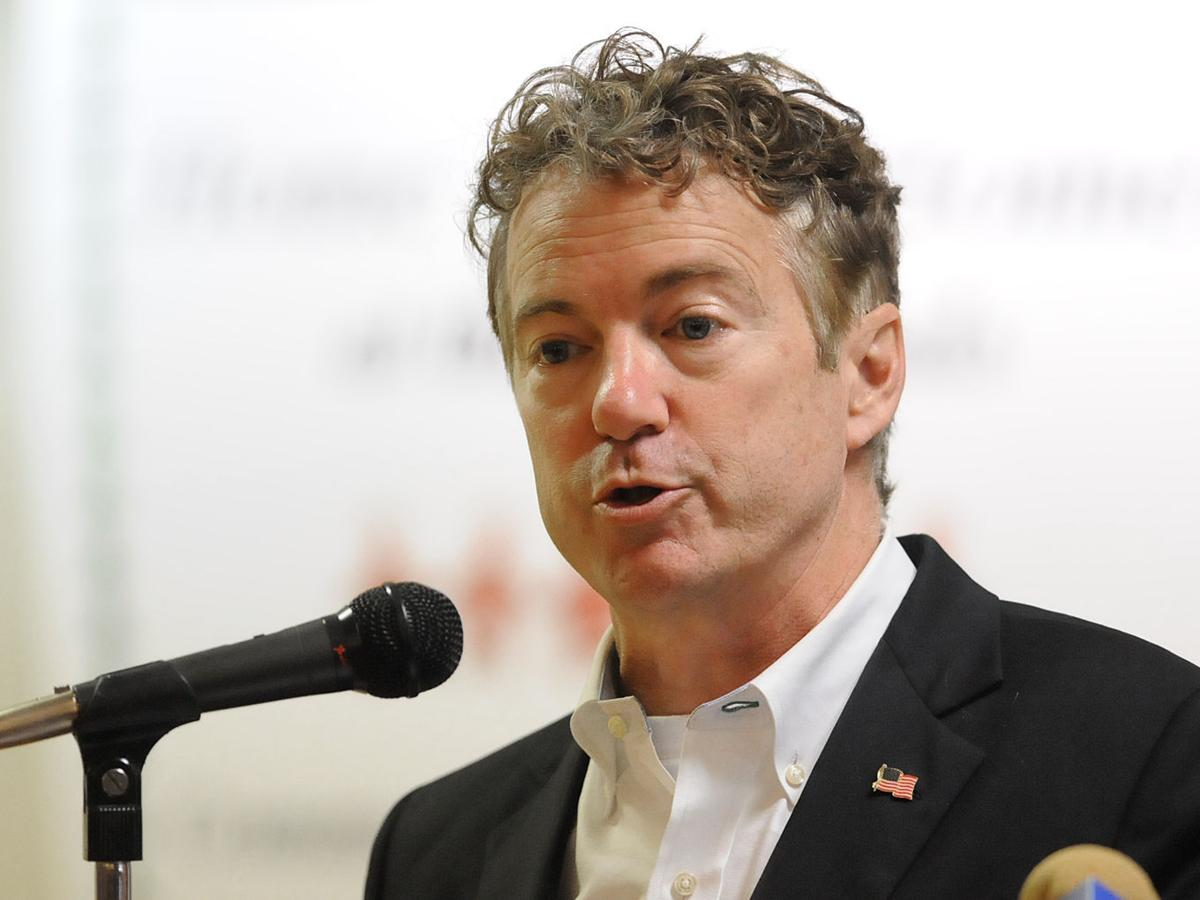 Rand Paul finds unlikely support from marijuana advocates