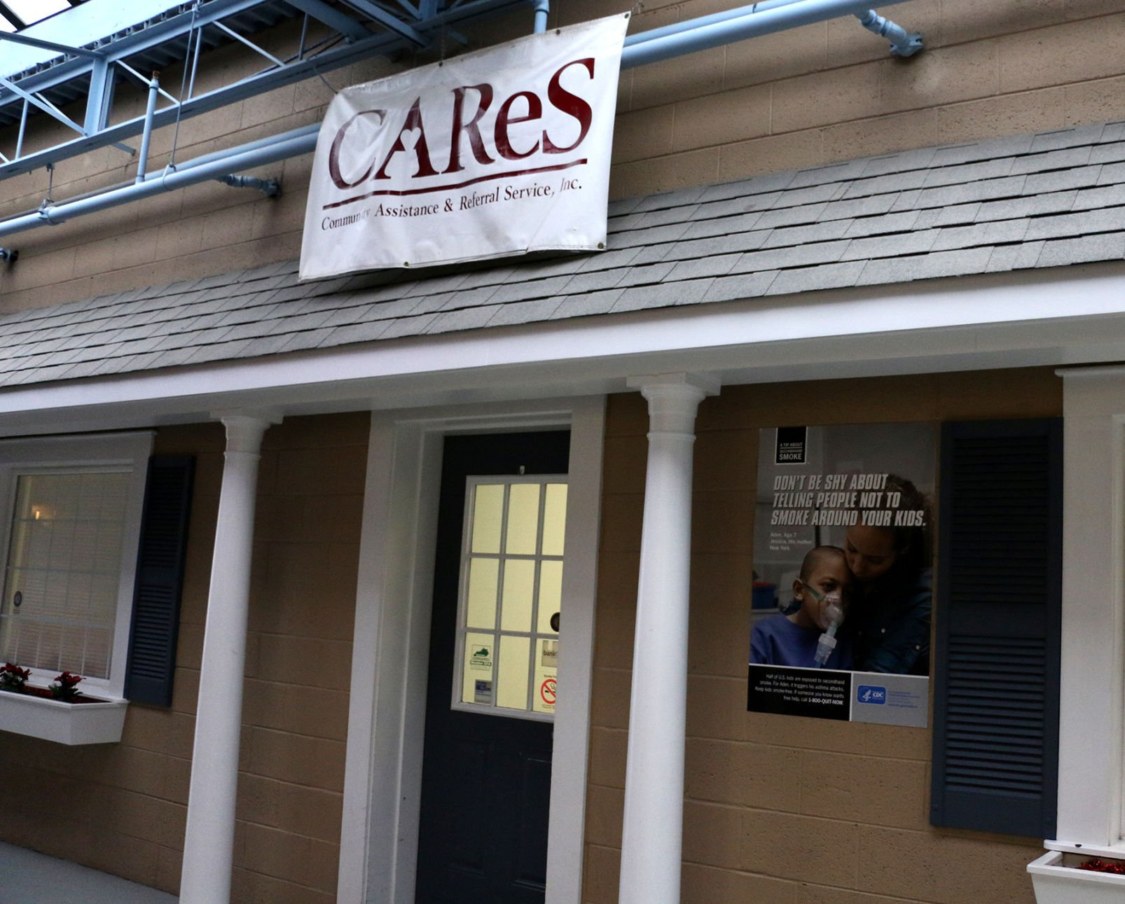 CAReS CAReS makes difference for many