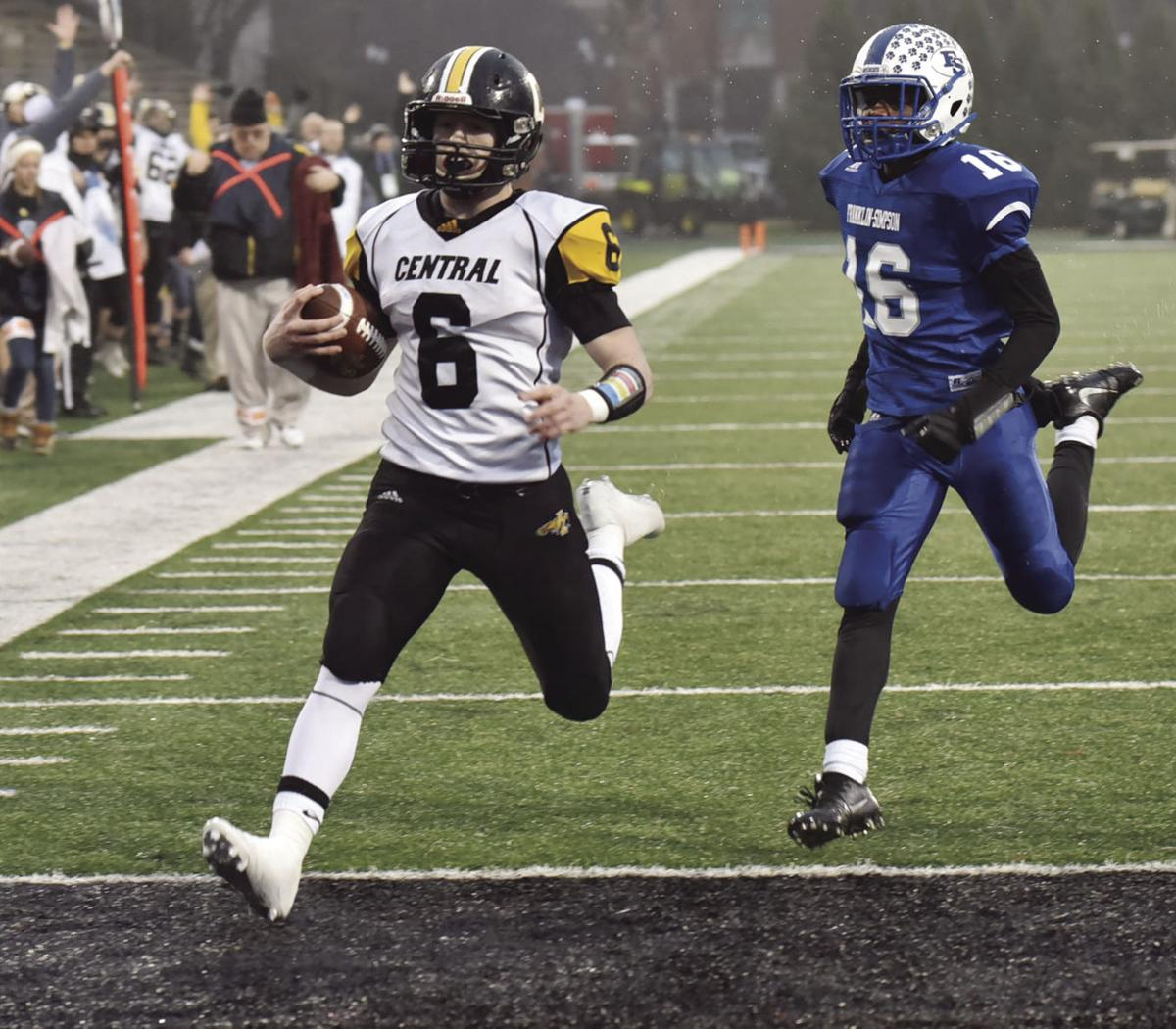 Johnson Central Class 4A State Final