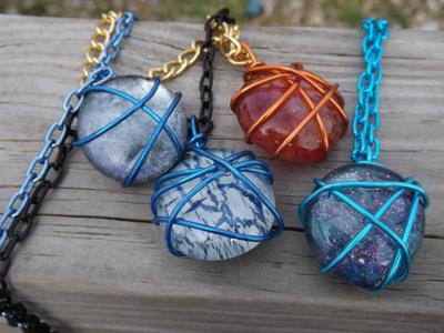 Kim's craft stones