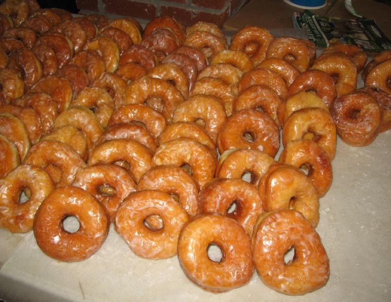 amish doughnuts
