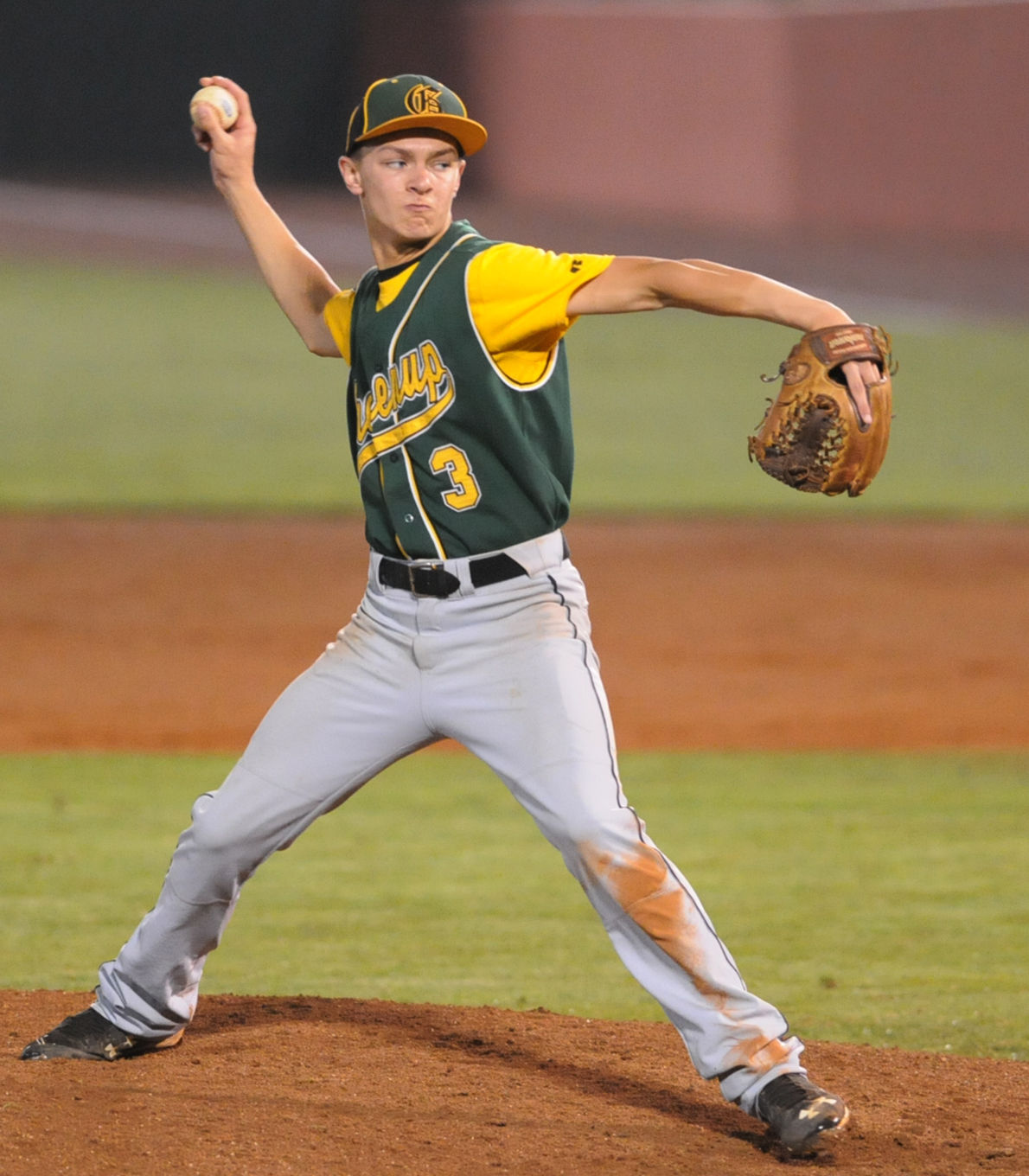 state baseball quarterfinals video greenup motors past collins