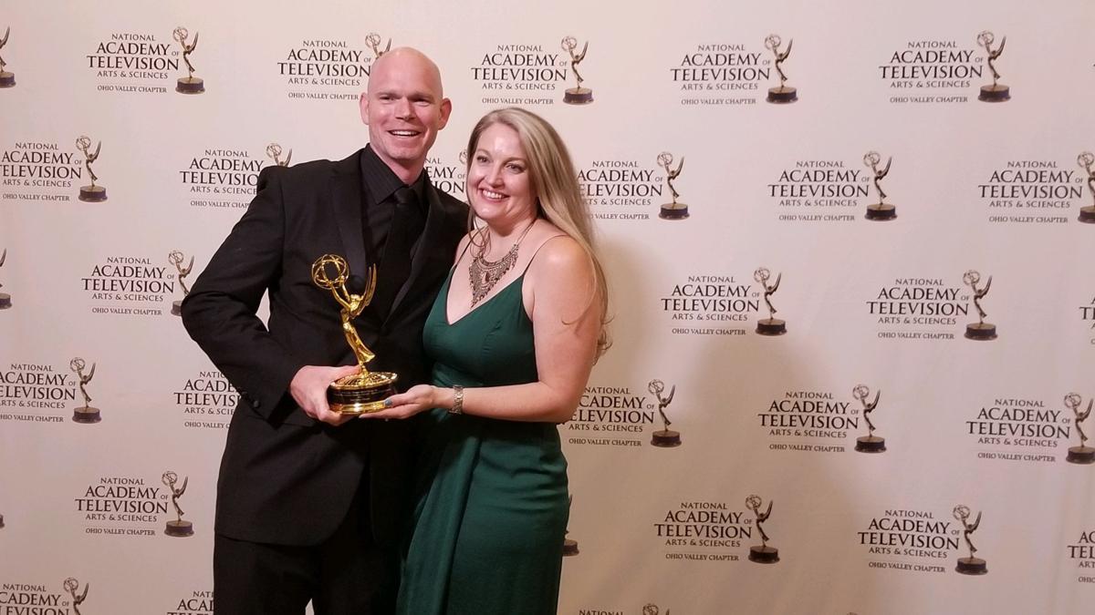 Stambaugh wins Emmy