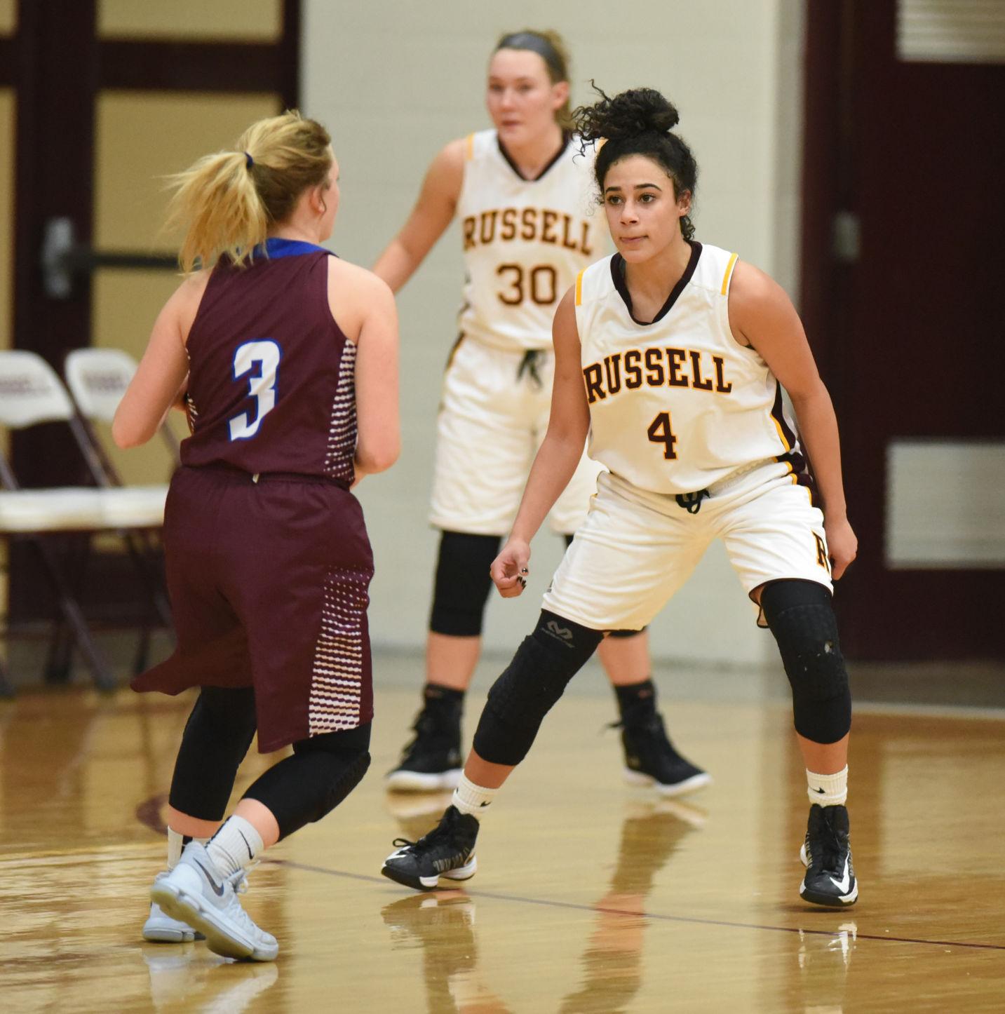 12918405 14JPG West Carter at Russell girls basketball