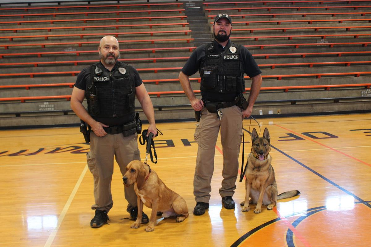 RPD Canines