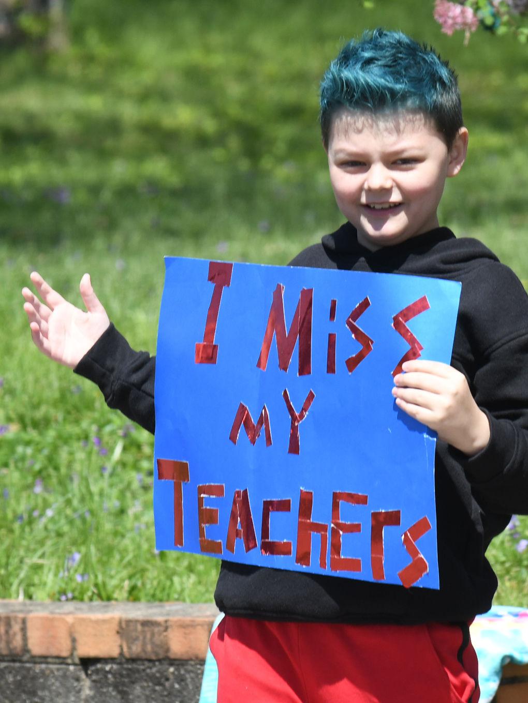 Teacher Parade