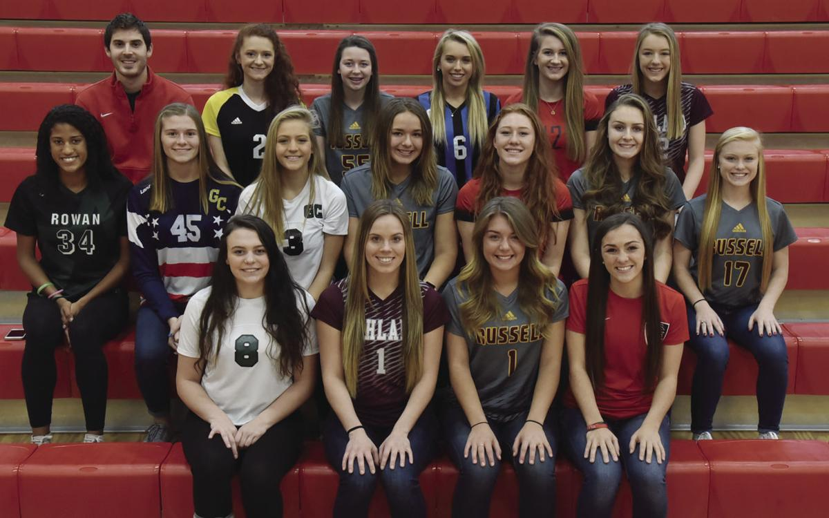 All Area Soccer Selections