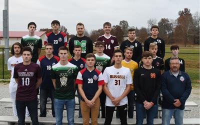 All Area Soccer Team