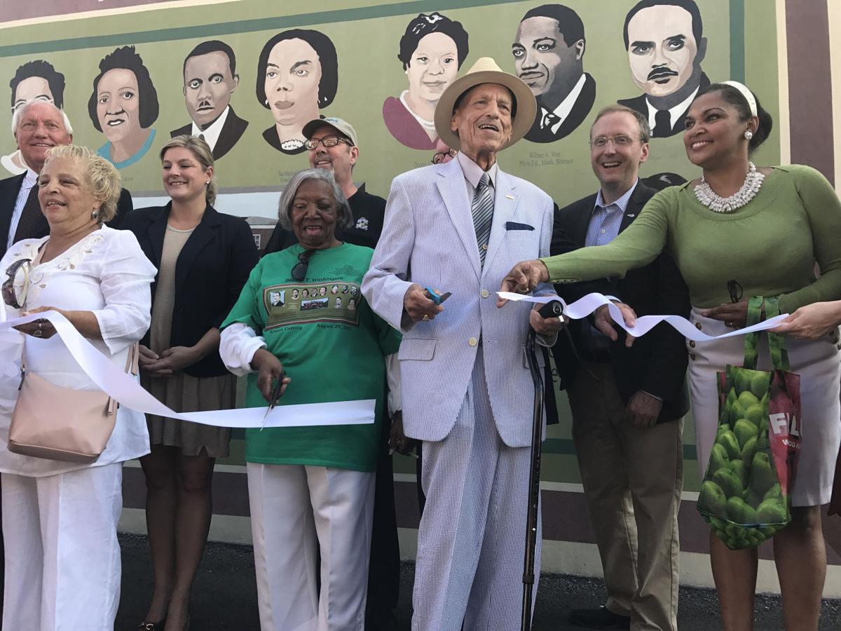 Celebrating Booker T. Washington School