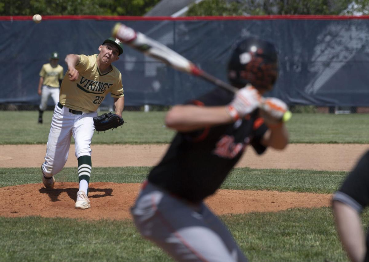 Rowan County v Raceland Baseball
