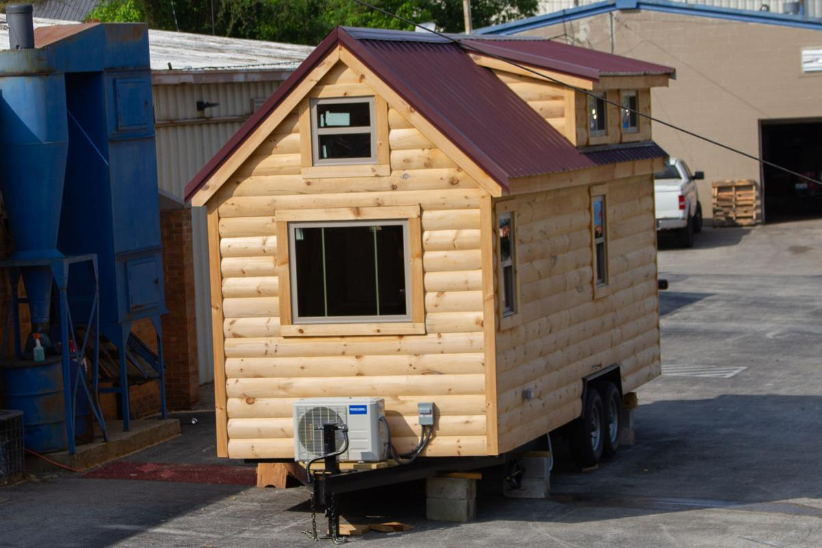 Tiny house grant would be big boost for vocational students  News