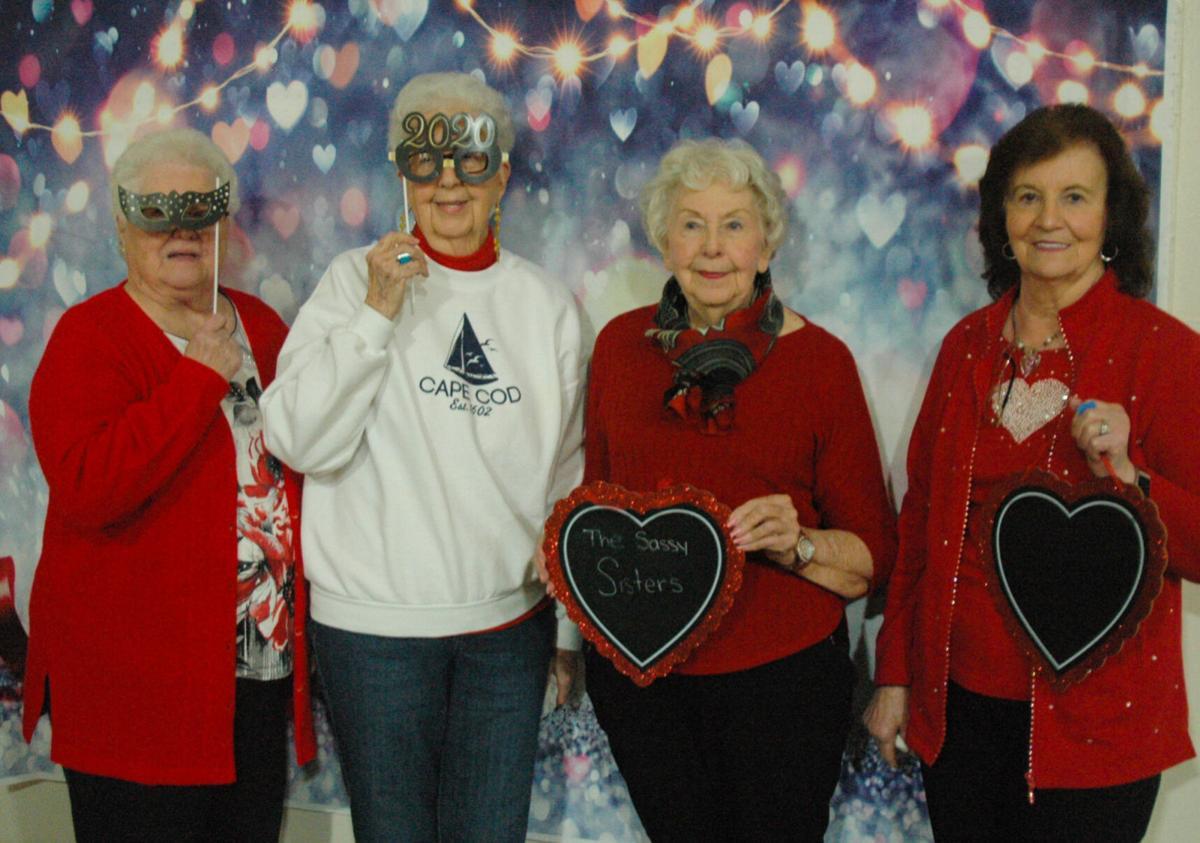 Sassy Ladies - Myrtle Terrell, Helen Conley, Irene Elam, Ruth Kiser.jpg