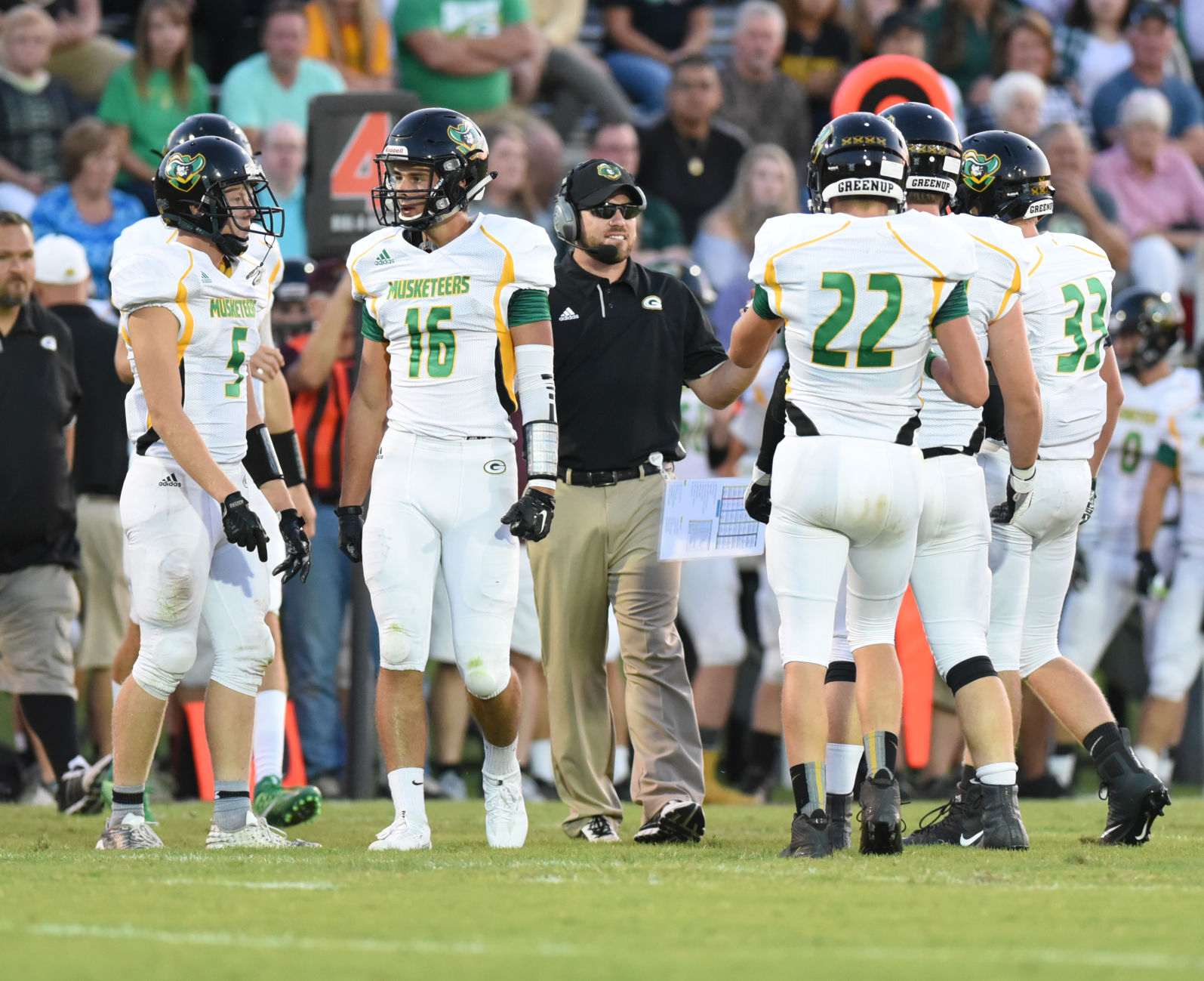 Backyard Brawl Wall: Greenup County Halts Russell In OT