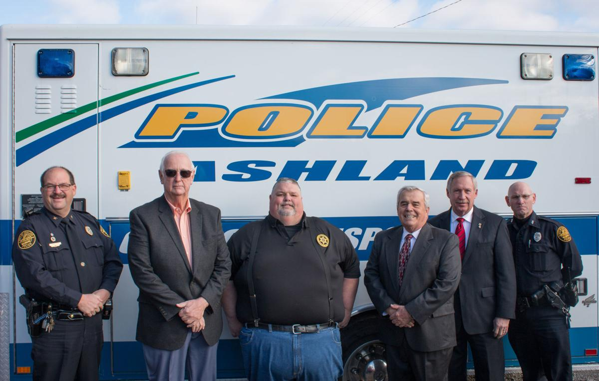 Boyd County fiscal court provides vehicle for Ashland police