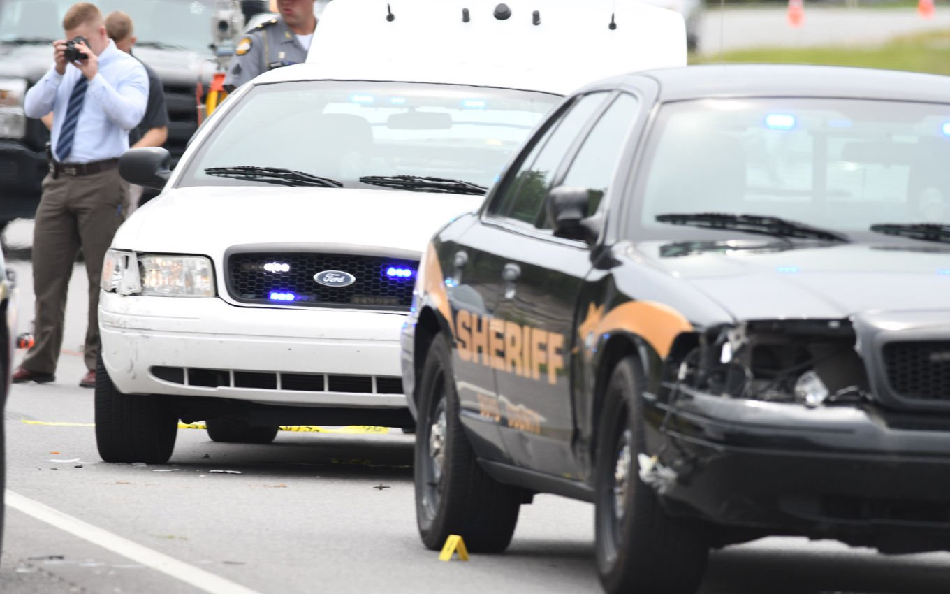 Pursuit ends with shots fired near Kyova