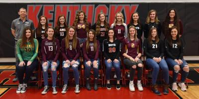 All Area Volleyball Team