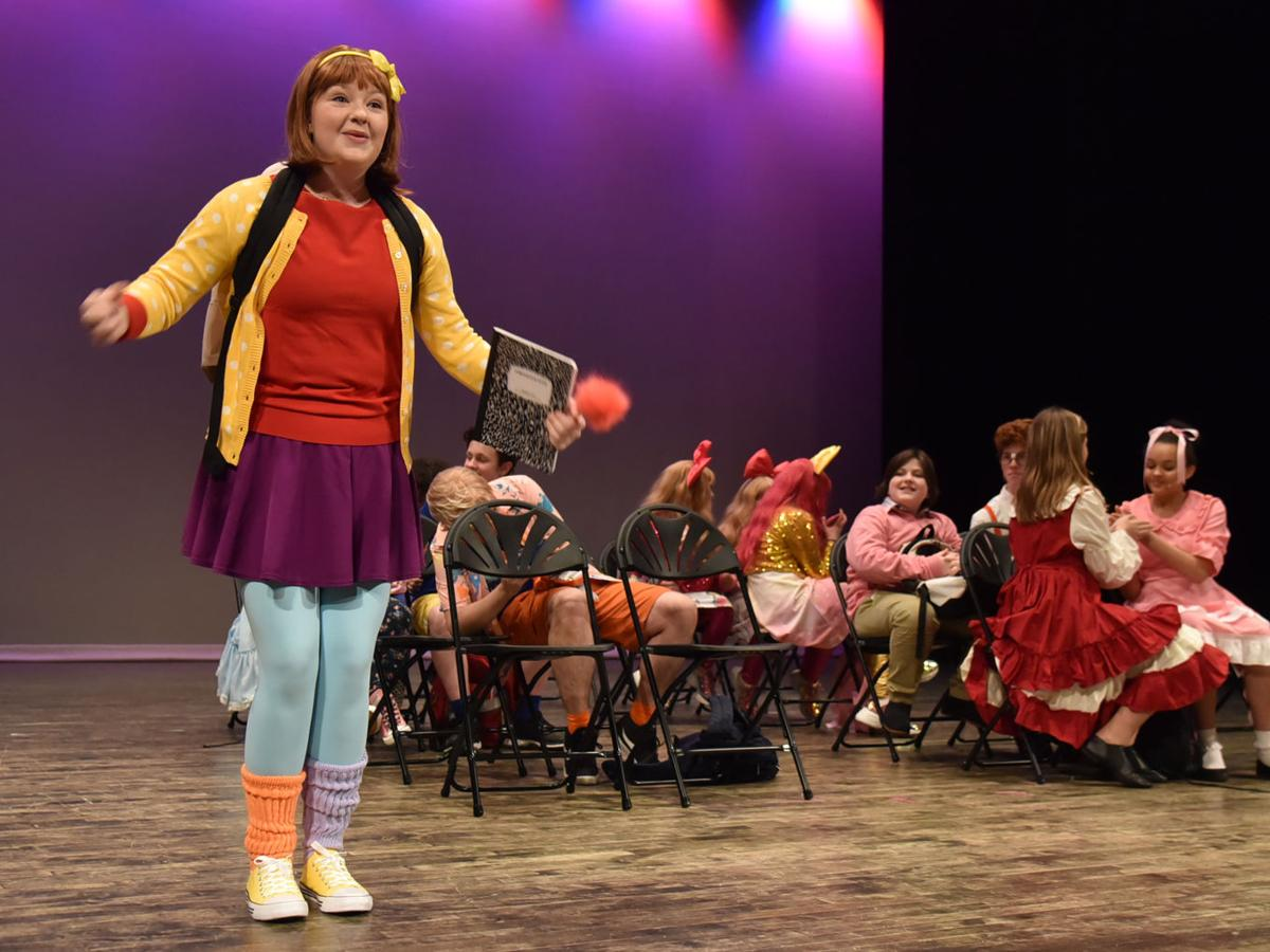 Junie B. Jones Junior The Musical
