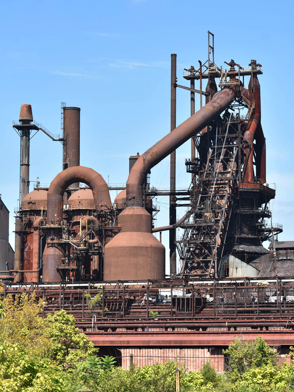 AK Steel Mill
