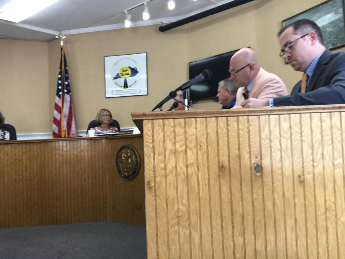 Greenup County Board of Commissioners