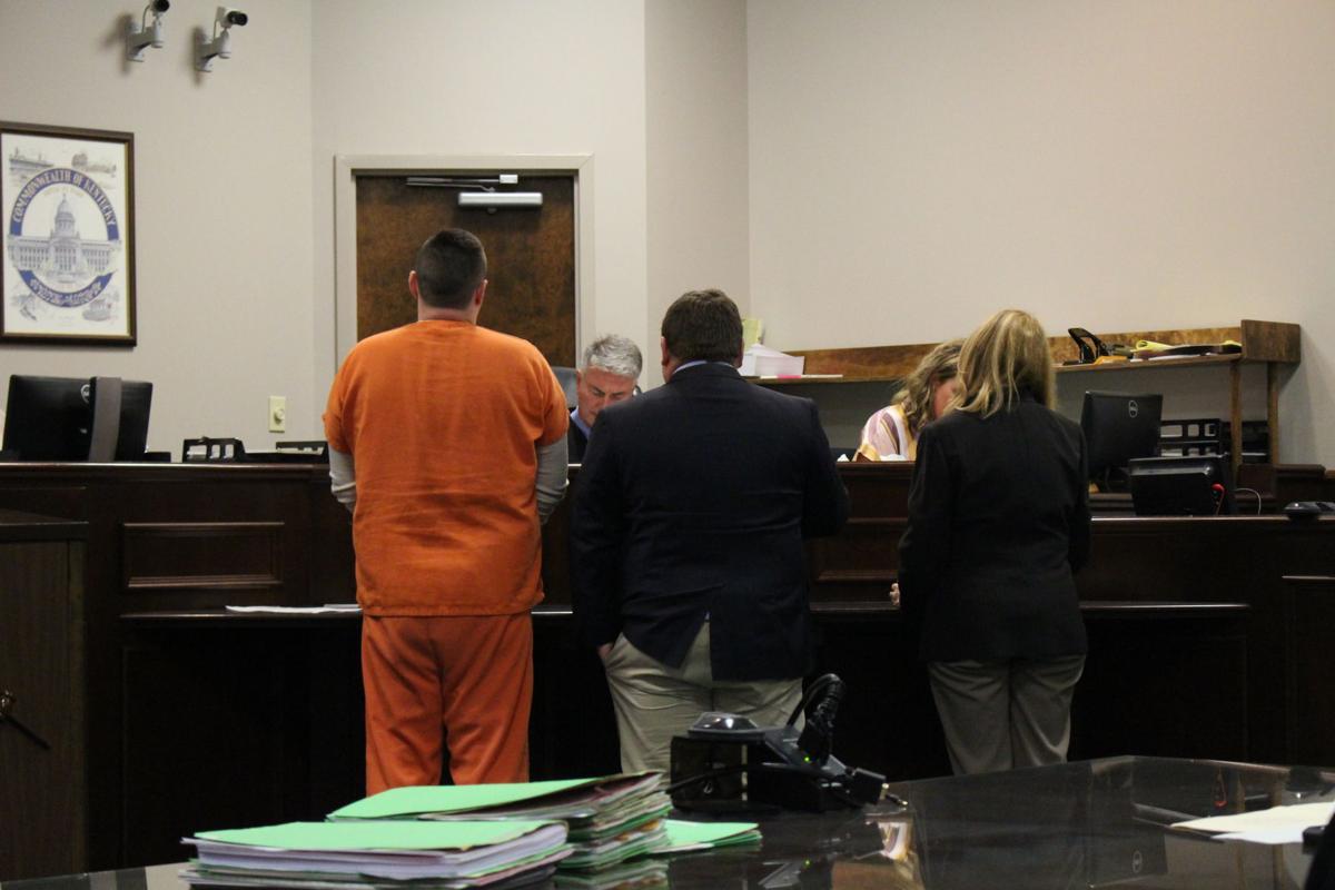 Brantley in court
