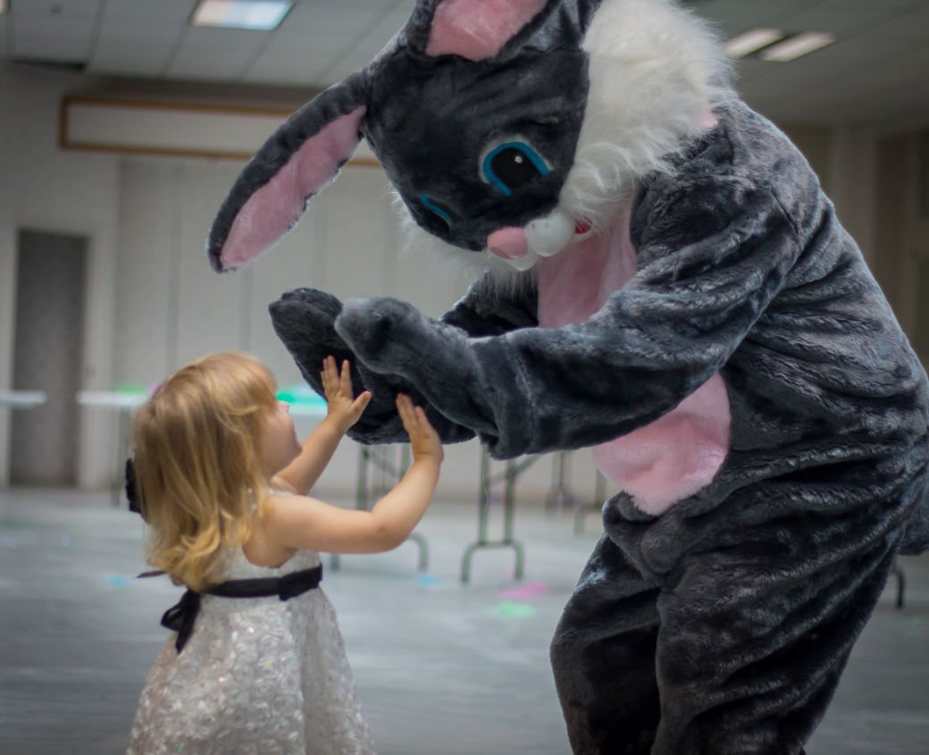 'Eggstraordinary' day: Accessible Easter egg hunt a ...