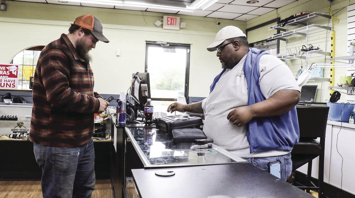 Pawn shops hot spots: Firearms among popular items at ...