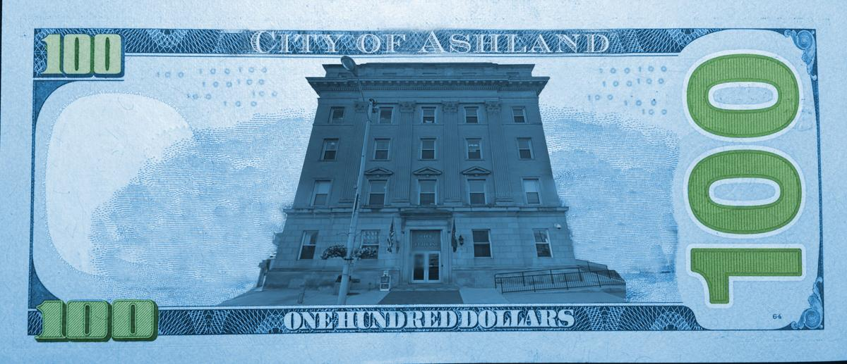 City Of Ashland Personnel Costs