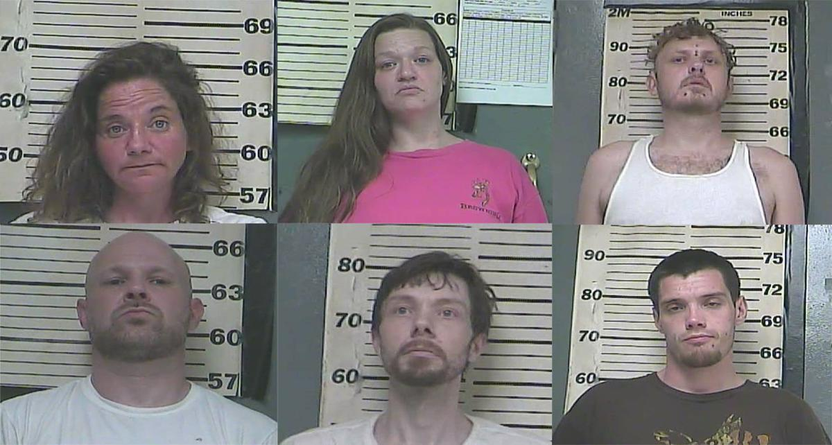 Flatwoods police make multiple drug arrests   News