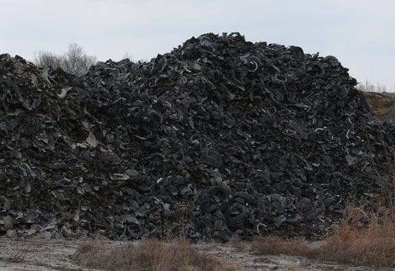 Landfill moving forward