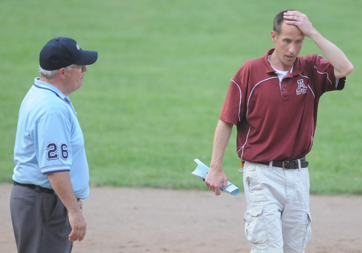 64th District softball final