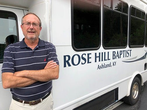 bus ministry a passion for local man news