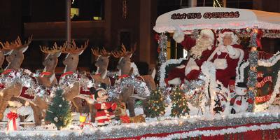 Ashland Christmas Parade 2019.Link To Tonight S Wwol Christmas Parade News