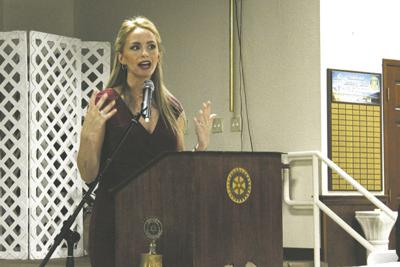 Rotary learns about weather | News | dailyindependent com