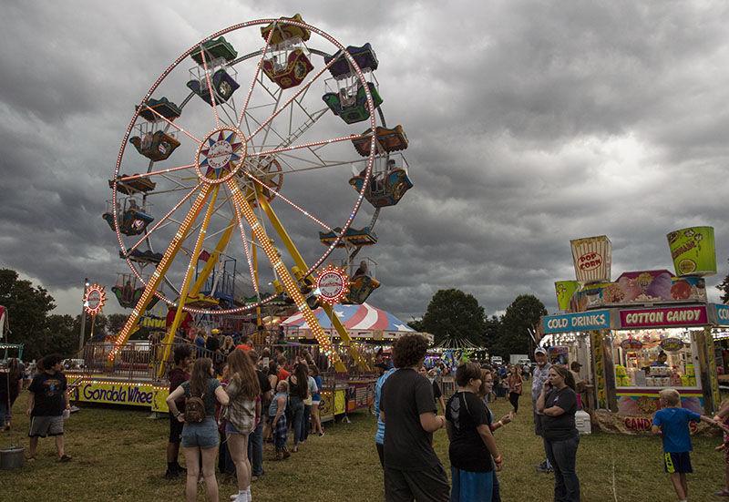 Greenup county fair