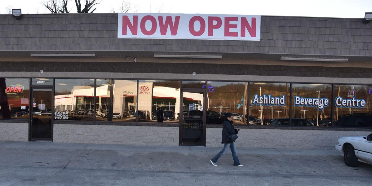 Ashland Beverage Center