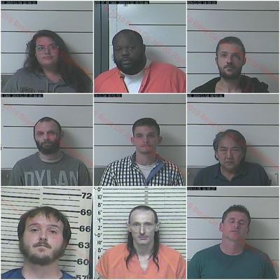 Weekend Jailed