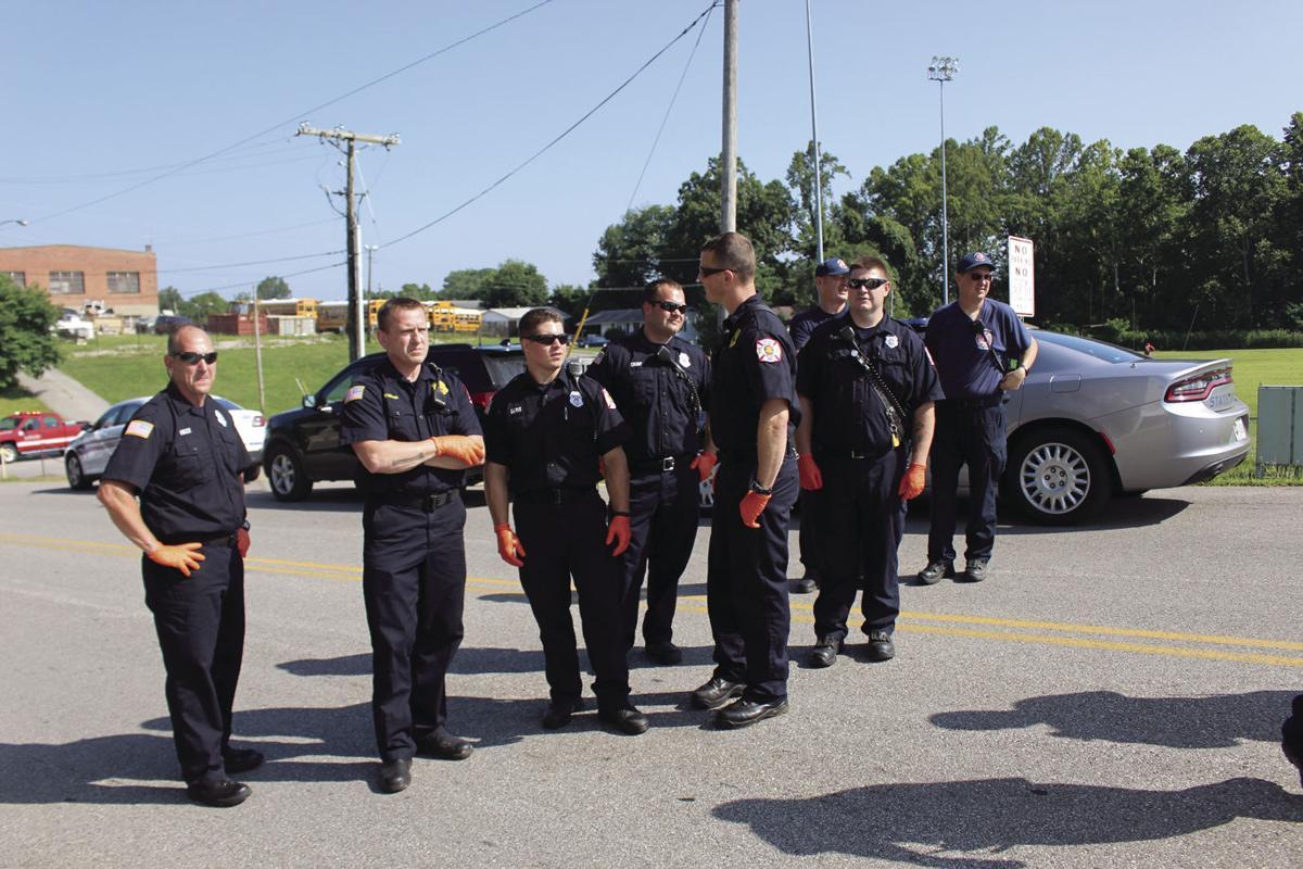 Ashland Fire Department