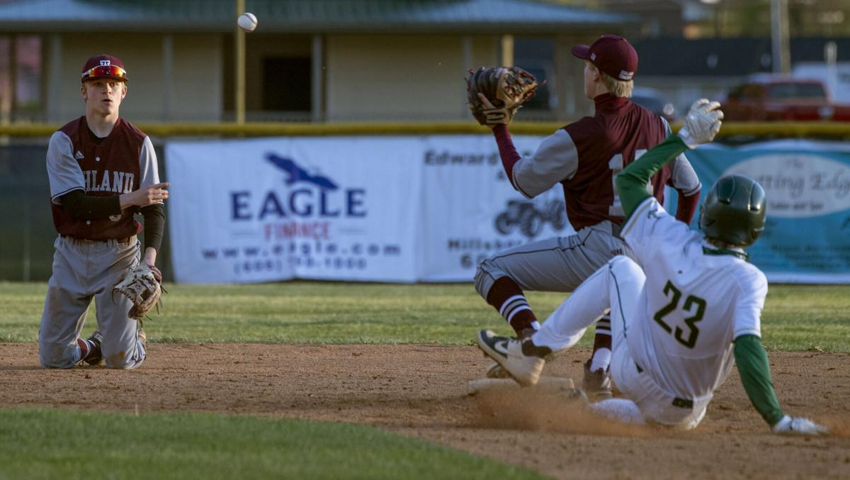 Ashland v Rowan County Baseball