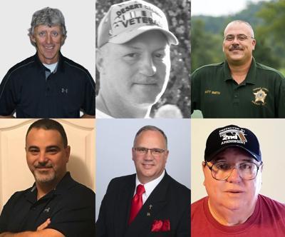 Greenup Sheriff Candidates