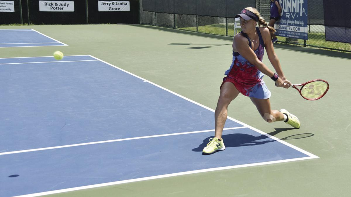 Braidy Industries $60,000 Women's Tennis Classic