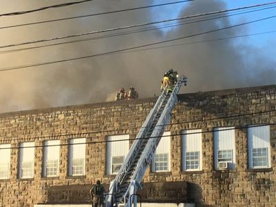 Perry Street fire