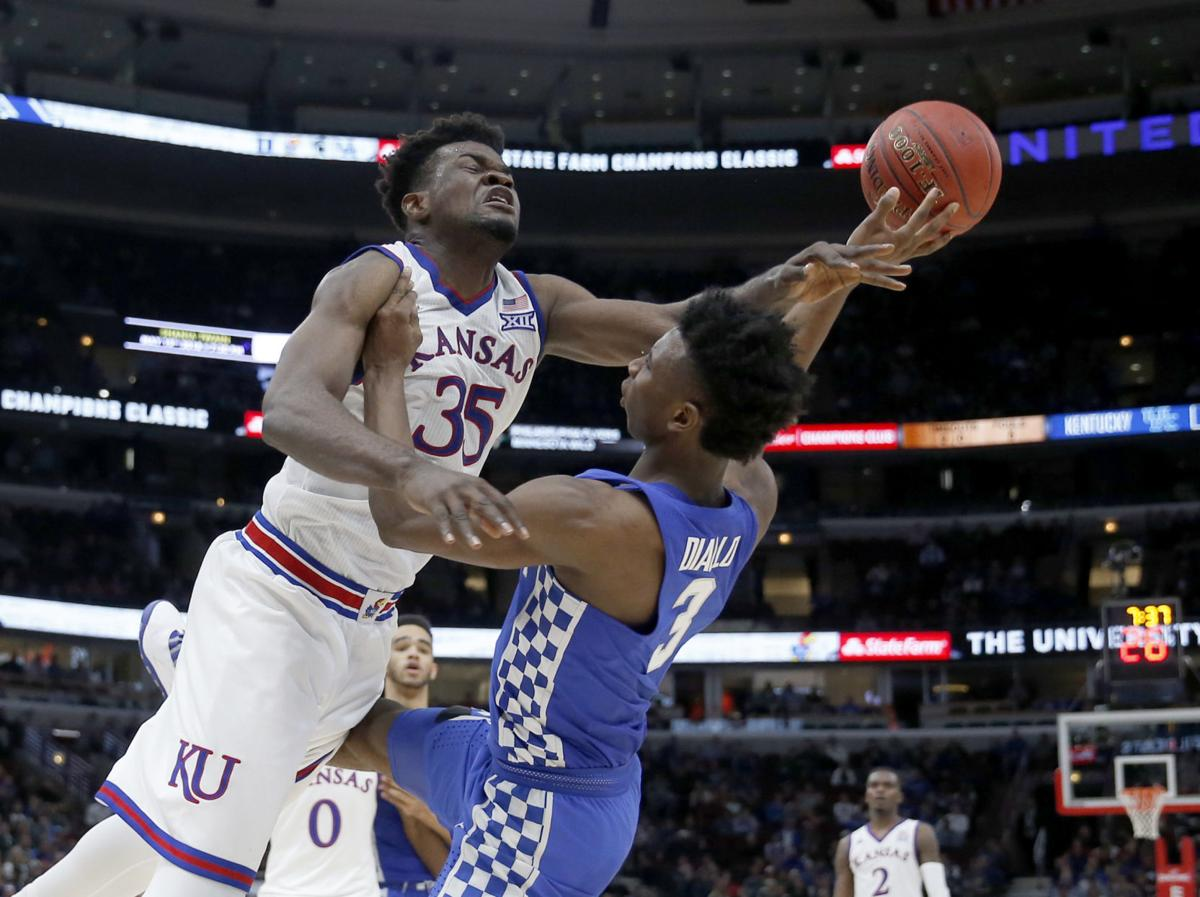 Jayhawks' free throws cash out Cats, 65-61 | Sports