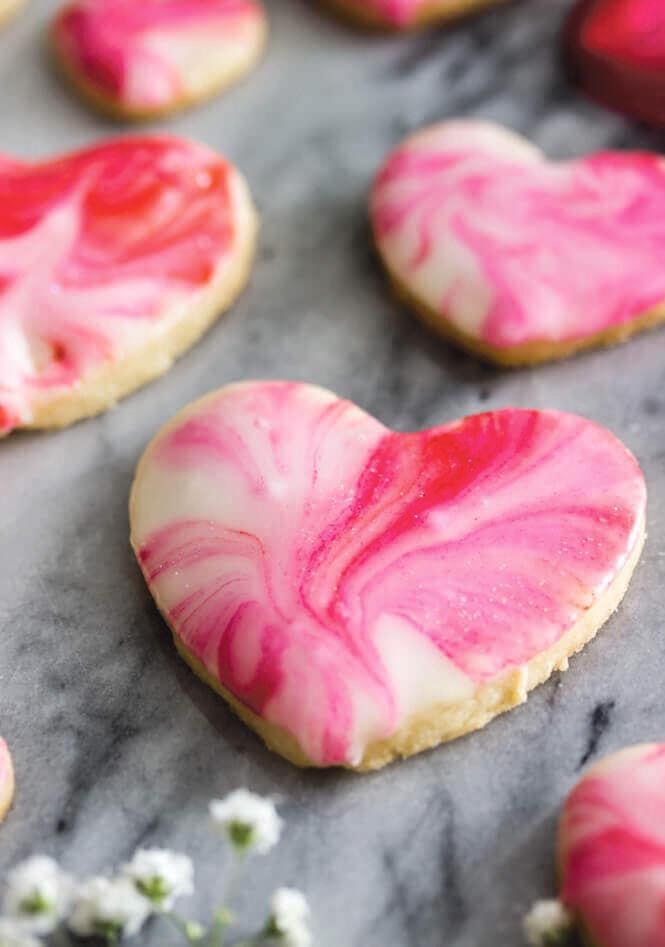 V-day treats