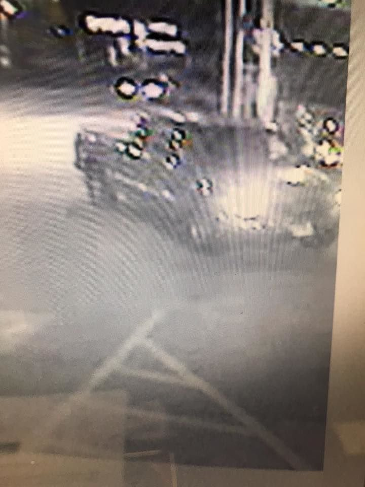 Identifying truck