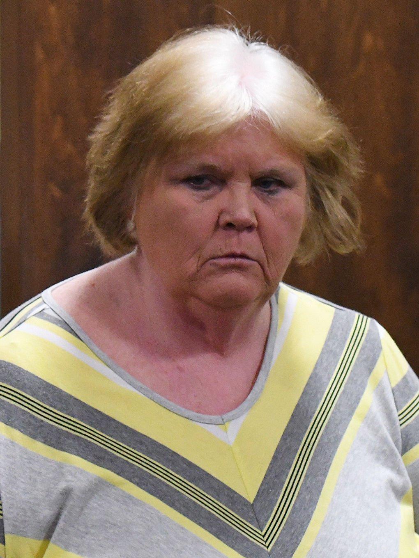 Trina Abrams court appearance